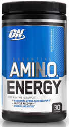 Optimum Nutrition Amino Energy Blue Raspberry 30 Serves 270g