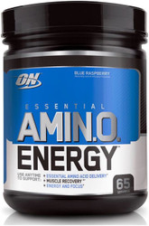 Optimum Nutrition Amino Energy Blue Raspberry 65 Serves 600g