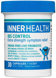 Ethical Nutrients Inner Health IBS Control 30 Caps