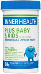 Ethical Nutrients Inner Health Plus Baby and Kids 60g