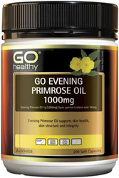 GO Healthy Evening Primose Oil 1000mg 200 Caps