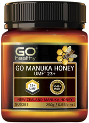 GO Healthy Manuka Honey UMF 23+ 250g