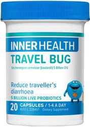 Ethical Nutrients Inner Health Travel Bug 20 Caps