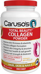 Caruso's Natural Health Total Beauty Collagen 100g