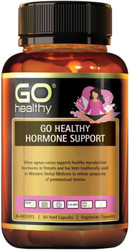 GO Healthy Hormone Support 60 Vege Caps