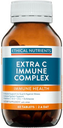 Ethical Nutrients Extra C Immune Complex 60 Tabs