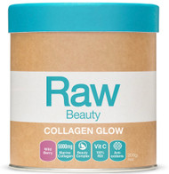 Amazonia Raw Beauty Collagen Glow 5000mg 200g