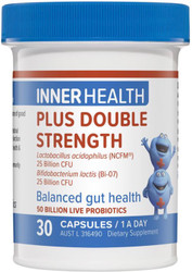 Inner Health Plus Double Strength 30 Caps