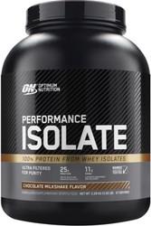 Optimum Nutrition Isolate Whey Chocolate 2. 28kg