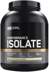Optimum Nutrition Isolate Whey Vanilla 2.27kg