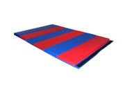 Red/Blue T811 Folding Mat 5'x10'x1-3/8""