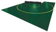 Competition Wrestling Mat - 40'x40'x1-5/8""