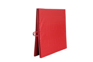 Red Elementary Single Fold Mat 5'x10'x2""