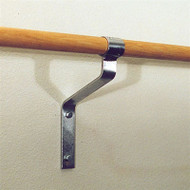 Adjustable Single Wall-Mounted Stretch Ballet Bar