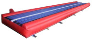 Inflatable Tumble Track by Midlantic Sports Products