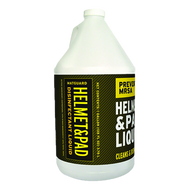 Your helmet protects you from impacts. Matguard protects you from harmful germs and bacteria. Spray down helmets and pads to safely clean and disinfect all equipment used for Football, Lacrosse, Hockey, Baseball, Soccer, etc. 1 gal bottle.