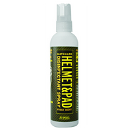 Your helmet protects you from impacts. Matguard protects you from harmful germs and bacteria. Spray down helmets and pads to safely clean and disinfect all equipment used for Football, Lacrosse, Hockey, Baseball, Soccer, etc. 8oz bottle.