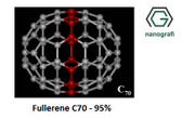 Fullerene-C70  Purity: 95%