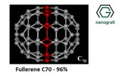 Fullerene-C70 Purity: 96%
