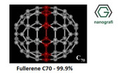Fullerene-C70 Purity: 99.9%