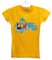 NEW! Photo shirt with Pix-Pockets lets you wear & share your FAV photos. Best Friends Forever shirt.