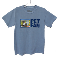 NEW! Pet Lovers Unisex T-shirt by Faceshirt with Pix-Pockets lets you wear and share your FAV pet photos with family and friends and everyone you meet. Show your Pet Pride available in several colors for kids and young adults. 100% Double Stitched Seam Cotton.
