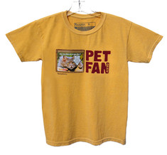 NEW! Pet Lovers Unisex T-shirt, Faceshirt lets you wear and share your FAV pet photos with family and friends and everyone you meet. Show your Pet Pride available in several colors for kids and young adults. 100% Double Stitched Cotton.