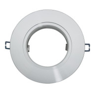 Atom AT9019 170mm Extension Ring For Downlights Aluminium