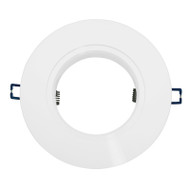 Atom AT9019 170mm Extension Ring For Downlights White