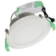 Plusrite AU08 13w 3000K LED Down Light White
