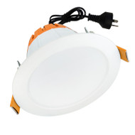 Telbix Domo 10w 5000K LED Down Light White