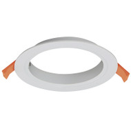 Eglo 201024 140mm Extension Ring For Downlights White