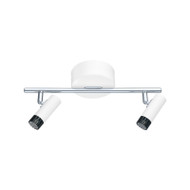 Eglo Lianello 2lt LED Spotlight White