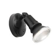 Telbix Comet 1 X 10w PAR30 LED Exterior Spotlight Black