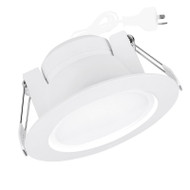 Enlite EN-DDL10AK 10w 3000K LED Down Light White