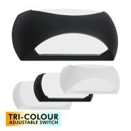 Mercator Blake Tri-Colour LED Exterior Wall Light