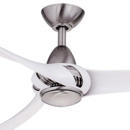 Hunter Pacific Aeroforce 132cm White Plastic Blade Ceiling Fan