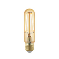 Eglo Extra Warm 4w E27 LED Vintage Tubular Shape