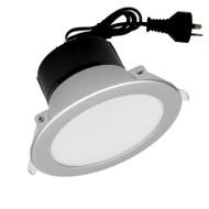 Mercator Retina Mini 6w 4000K LED Down Light Silver