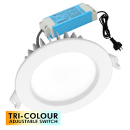 Mercator Optica Trio CCT LED Down Light White