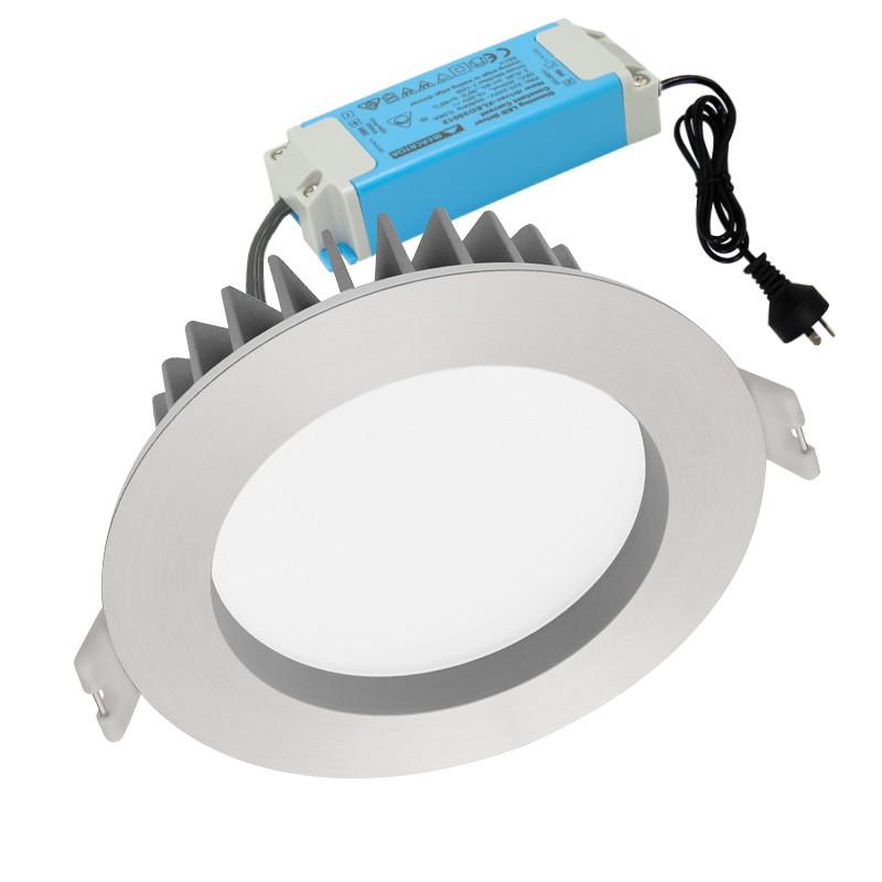 innovative design 169cd da165 Mercator Optica Trio 10w TRI-COLOUR LED Down Light B/Chrome