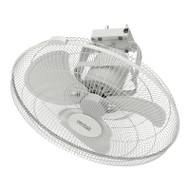 Ventair Orbital 45cm White Commercial Caged Ceiling Fan