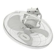 Ventair Orbital 45cm White Commercial Caged Ceiling Fan