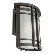 Mercator Alix Large Exterior Wall Light Oil Rubbed Bronze