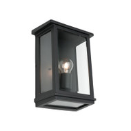 Cougar Madrid Large Exterior Wall Light Black