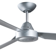 Deka Hawk 120cm Silver Plastic Indoor/Outdoor Ceiling Fan