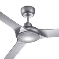 Ventair Spyda 157cm Titanium Plastic Indoor/Outdoor Ceiling Fan