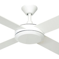 Hunter Pacific Eco2 132cm White Plastic Indoor/Outdoor Blade Ceiling Fan