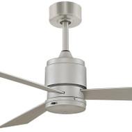 Fanimation Zonix 132cm Satin Nickel Plastic Blade Ceiling Fan