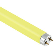 Xenico 36w 4ft T8 Linear Fluoro Tube Anti-Insect Yellow